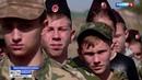 120 школьников и студентов стали участниками военно полевых сборов в Брюховецком районе Кубани