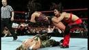 WWE RAW 2006 Trish Stratus Ashley vsCandice Michelle Victoria