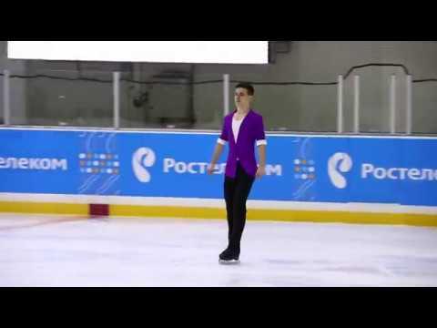 Ираклии Майсурадзе, КП, Открытое Первенство Москвы 2018