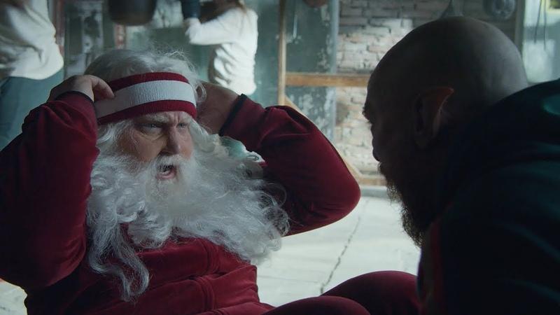 Audi Presents New Santa