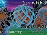 SideFX Houdini - Fun With VEX -sine&cosine - more geo (full)