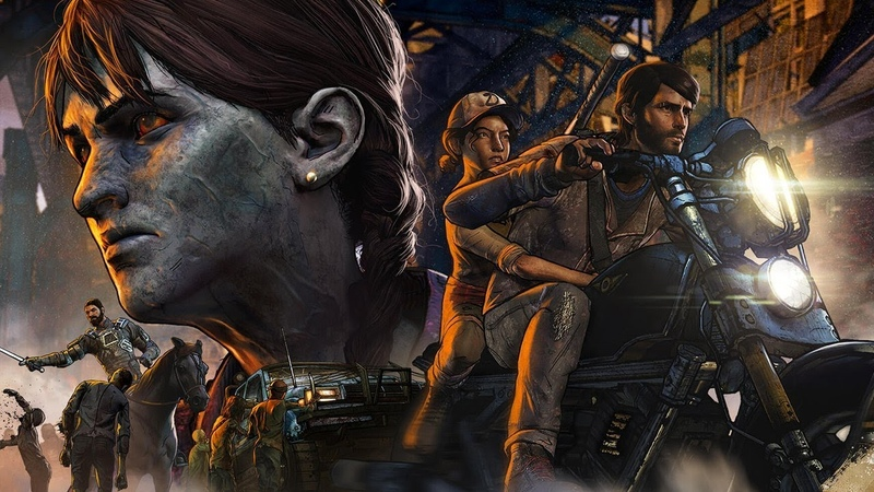 Telltale's The Walking Dead A First Look at The Final Chapters Comic Con 2018