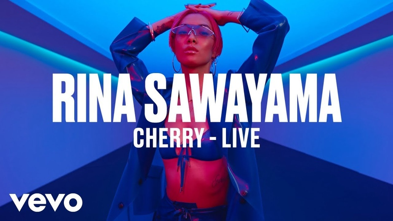 Rina Sawayama - Cherry (Live)   Vevo DSCVR