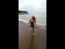 К чёрту ваше море 😀 Дождь в Дивноморском.