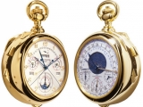 Patek philippe 26 million $ dollar timepiece-Calibre 89