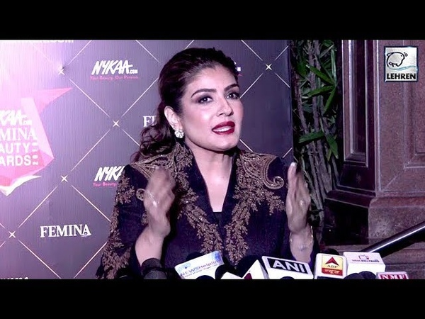 Raveena Tandons ANGRY Reaction On Pakistani Actors Ban In India | LehrenTV