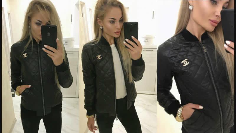 Обзор заказа Куртка плащевка синтепон 100