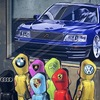 Барахолка Lexus LS и Toyota Celsior