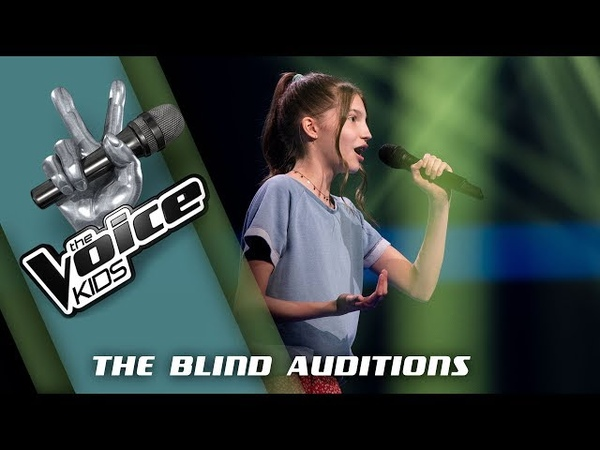 Carlotta - Titanium | The Voice Kids 2019 | The Blind Auditions