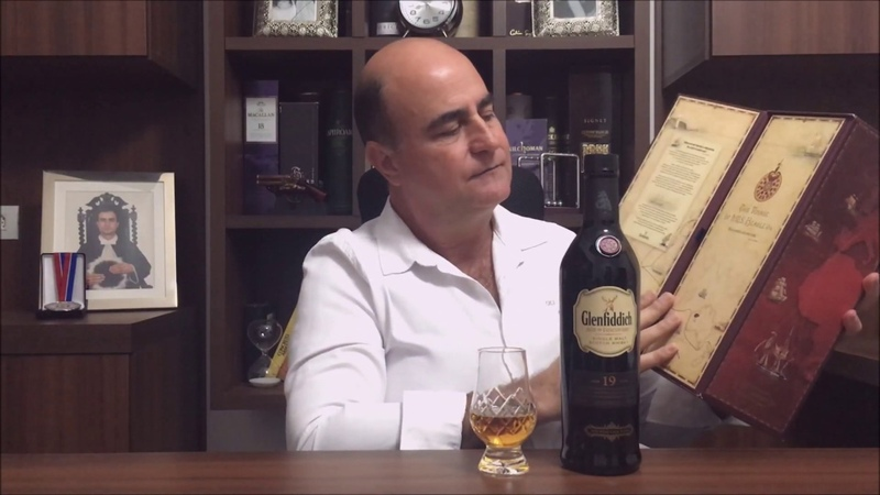 134 Glenfiddich 19 anos Age of Discovery