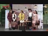181014 AOA Jimin &amp Hyejeong @ Comedy Big League