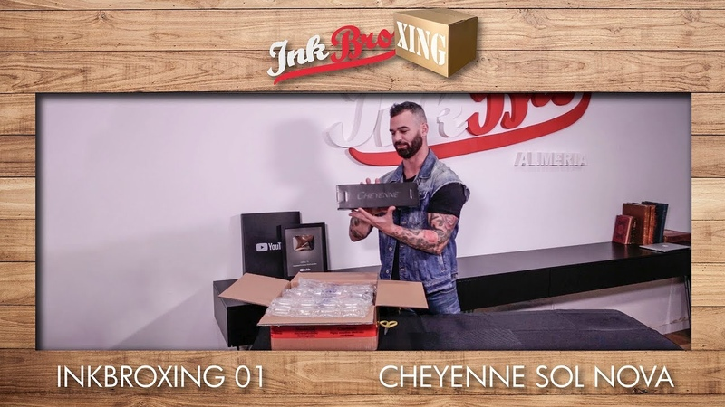 INKBROXING 01 CHEYENNE SOL NOVA