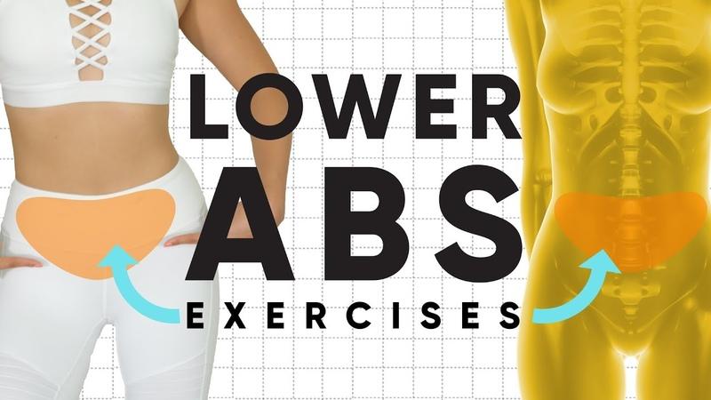 Casse Ho - Lower Belly Abs | Тренировка на полу для нижнего пресса