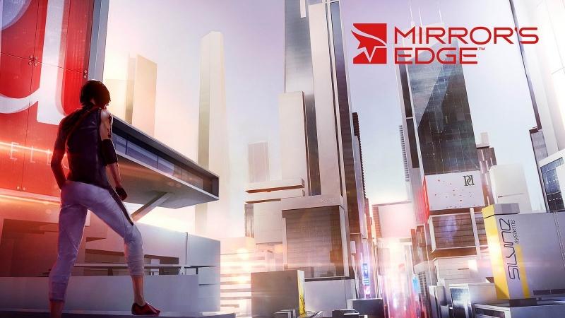 Mirrors Edge Часть1