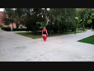 """Indian dance """"paranda"""".mp4"""