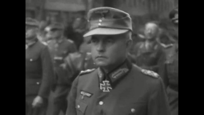 17 июля 1944 г. Проконвоирование военнопленных немцев через Москву.