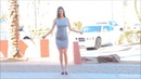 Amber Hahn lifting her tight dress to flash [GIF] (reddit) - Create, Discover and Share Awesome GIFs