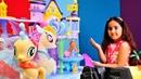 My Little Pony kraliçe Novo ve Skystar ile tanışıyoruz