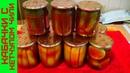 Консервация кабачков на зиму рецепт с кетчупом или соусом