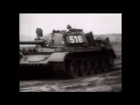 NVA T-55 East German Army T-55