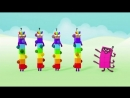 Numberblocks Odds Evens Learn to Count