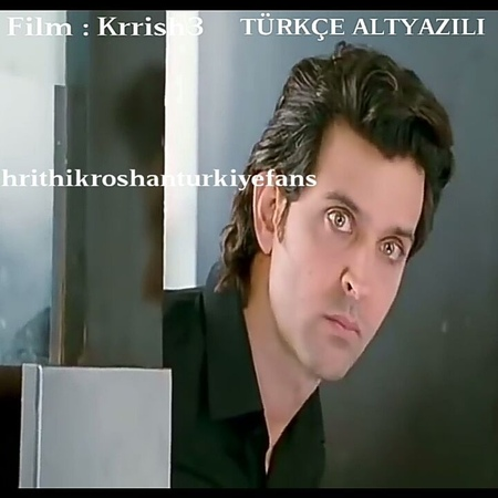 """Hrithik Roshan on Instagram: """"Krrish 3 filmi.. Sevgili Hrithik Roshan'ın, üç karakteri canlandırdığı süper bir film.. Rohit, Krishna ve Krrish olar..."""