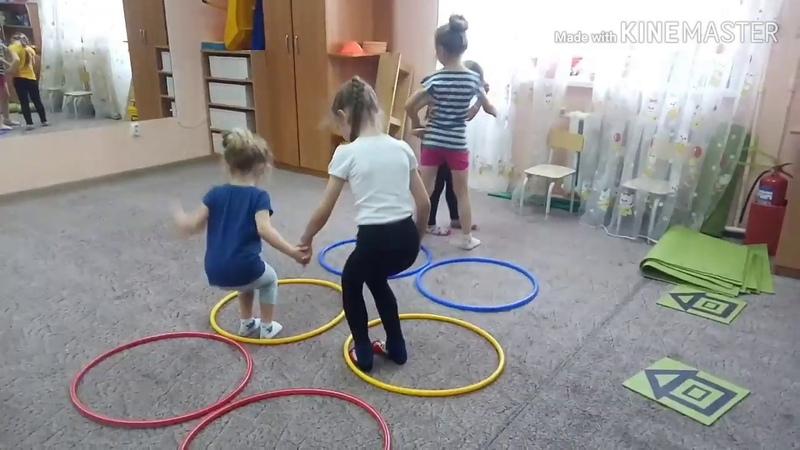 Детский фитнес 4 6 лет Развитие прыжковых навыков и темпа