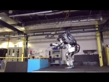 Обучили робота Atlas, паркуру
