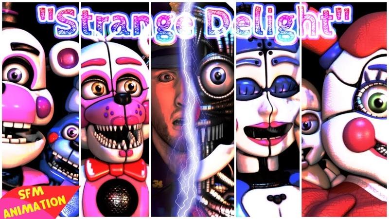 (SFM)Stange Delight Original Animation