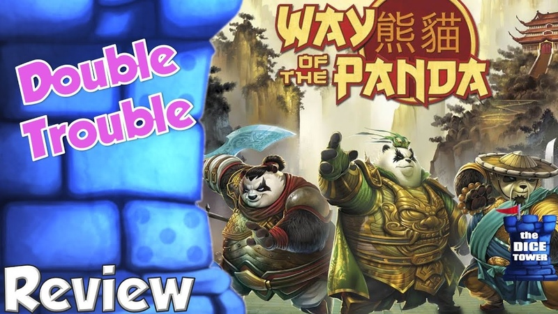 Way of the Panda Review - Double Trouble