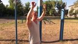 Подтягивание обучение workout