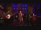 Miley Cyrus, Mark Ronson - (Happy Xmas) War is Over (Live at SNL) ft. Sean Ono Lennon