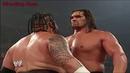 John Cena vs The Great Khali vs Umaga June 4,2007 WWE RAW