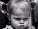 Одна маленькая вредная девочка, когда у нее было плохое настроение…