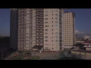 ЖК _Кавказ_ Анапа. 26 Апреля 2018 года, видео обзор жилого комплекса