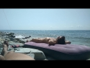Релакс на дивнодиком пляже дивноморска