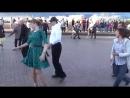 Большой фигурный вальс. Бальные танцы на Стрелке В.О. 16.09.2018 г. вид. 989