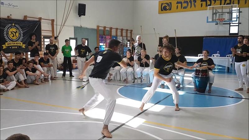 Campeonato cordao de ouro israel 2018 Final masculina