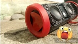JBL FLIP 4 EXTREME FLEX AND POPPING. Low frequency mode