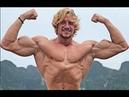 25 years old Incredible Muscular Tall Bodybuilder Jo Lindner Posing flexing