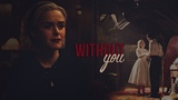 Chilling Adventures of Sabrina Without You Sabrina Spellman &amp Harvey Kinkle