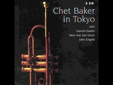 Chet Baker - Portrait in black and white