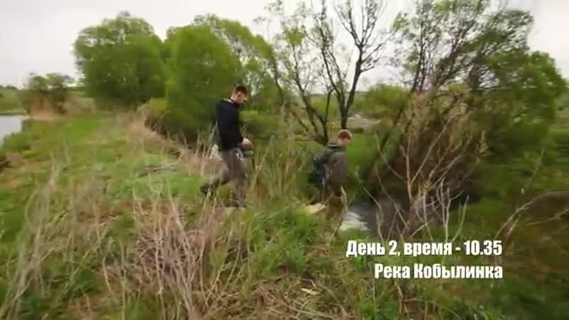 Поймали щуку. Спиннинг в незнакомых водоемах