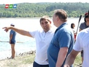 На симферопольском водохранилище сразились гребцы