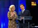 Troféu Imprensa Hebe Camargo recebe prêmio após tratamento de câncer 2010 SBT