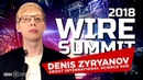 Founder Denis Zyryanov about International Science Hub for WIRESUMMIT2018