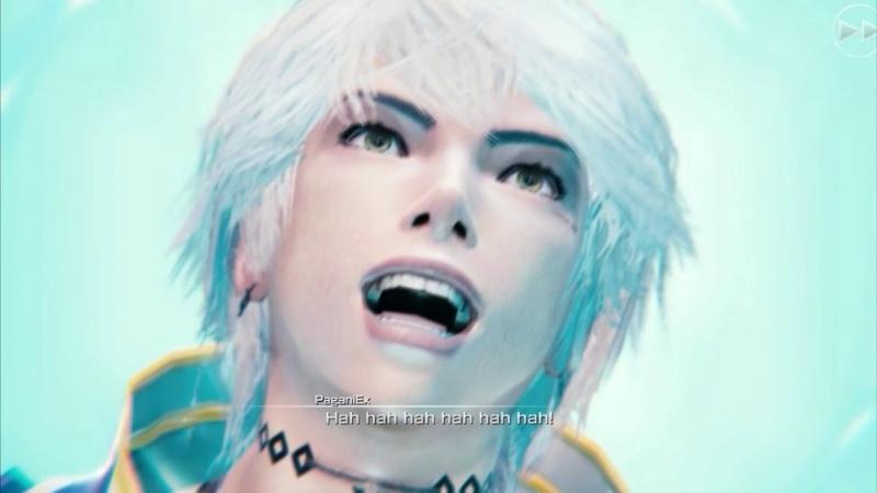 Mobius Final Fantasy Bonus : Tidus Yuna Warrior of Light Laugh