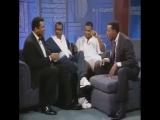 Эпичное видео, на котором количество легенд зашкаливает / Ali, Tyson and Leonard. Legends ?