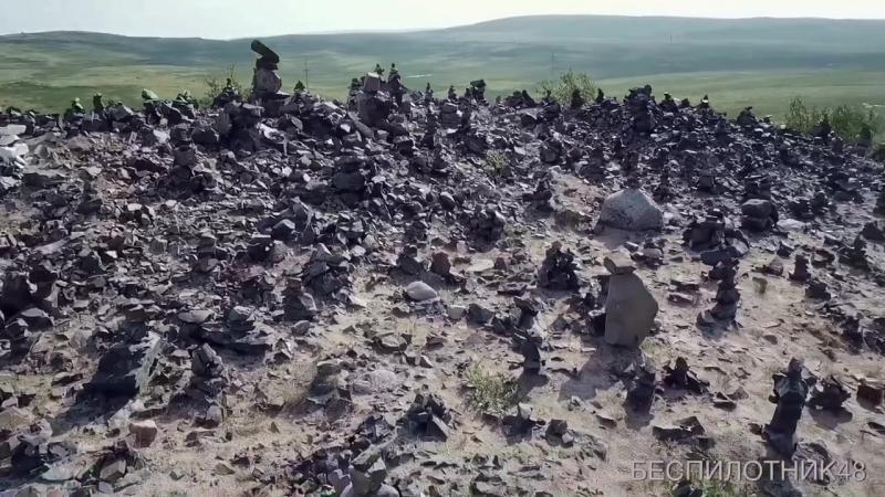 Териберка -Мончегорск, аэросъёмка урока географии Крайнего Севера
