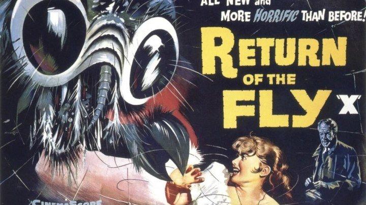 The return of the fly - El regreso de la mosca 1958